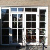 Schuifpui / Openslaande deuren